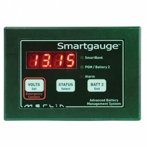 Merlin Smartguage Battery Monitor
