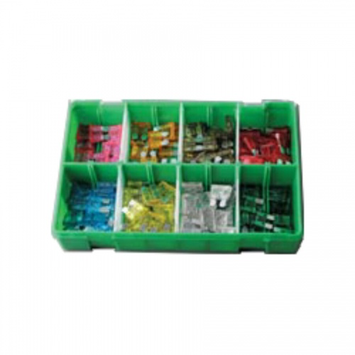 Boxed Assortments 130 Assorted Blade Fuses