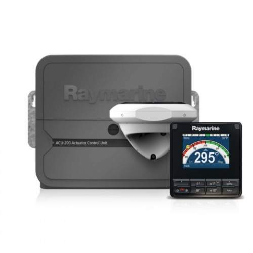 Raymarine Evolution Autopilot C/w P70 Control Head & Acu-400 (for Type 2 & 3 Drives)