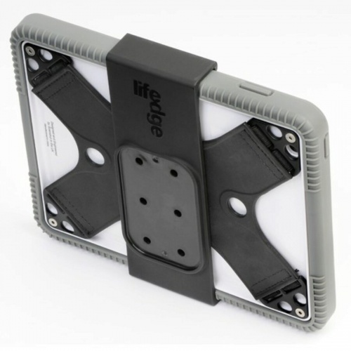 Life Edge Surface Mount Kit - For Waterproof Case For Ipad