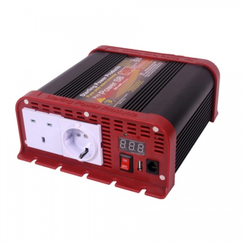 Sterling Pro Power SB Pure Sine Wave Inverter 24v 200W