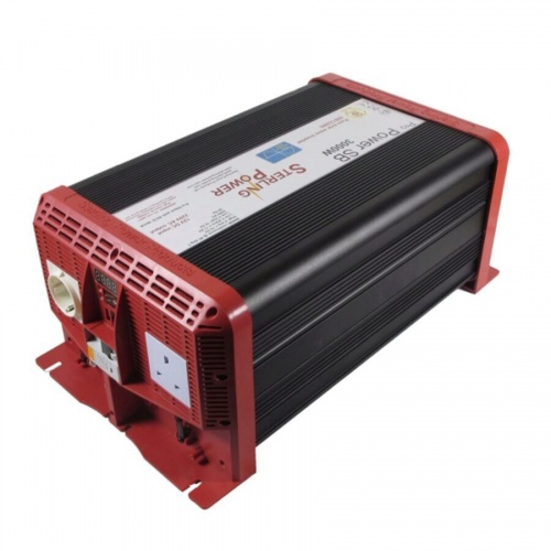 Sterling Pro Power SB Pure Sine Wave Inverter 24V 4000W RCD