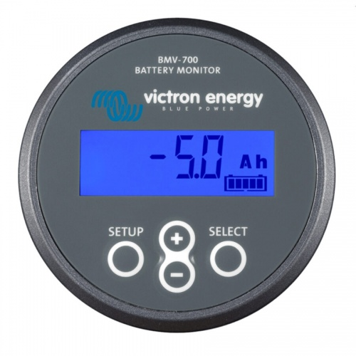 Victron BMV-700H Precision Battery monitor 70-350VDC