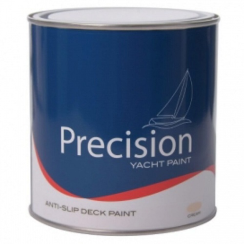 Precision Anti-Slip Deck Paint Grey 1ltr