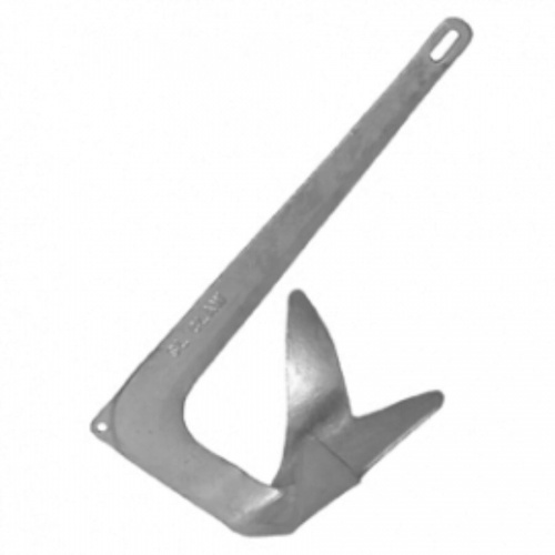 Bruce style Anchor - Galvanised 10Kg