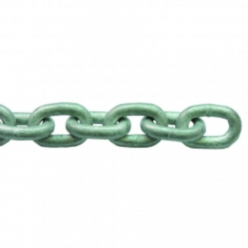 CALIBRATED Hot Dip GALV Chain 8mm 60m
