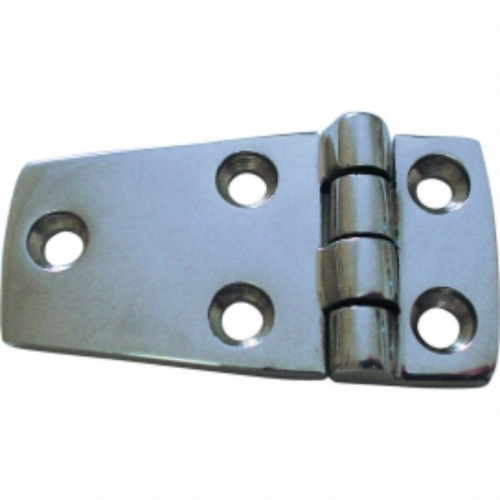 Deck Hinge 5 hole - S/Steel 1 1/2 x 2