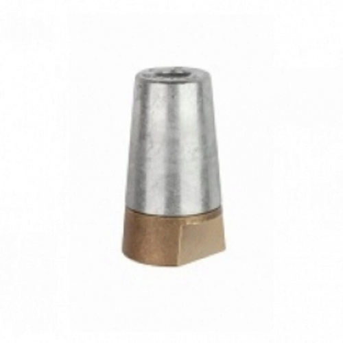 Prop Nut & Zinc Anode Set Radice Type 60MM Prop Nut & Anode Set
