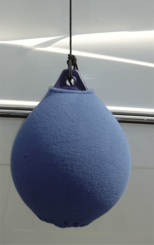 49cm x 39cm NAVY BLUE POLYFORM A2 FenderCover (Double Thickness)