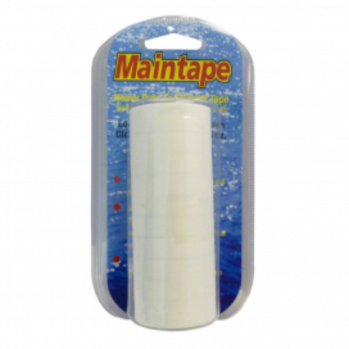 1.5m X 100mm - Red Maintape - Heavy Duty Sail Repair Tape