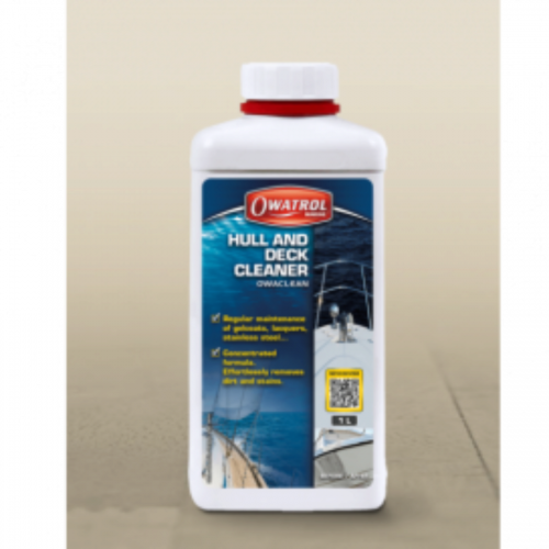 Owaclean Hull & Deck Cleaner 1 ltr