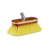Premium Soft Wash Brush - Synthetic Wood Block W/Bumper