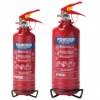 1kg ABC Dry Powder Extinguisher 8A 34B