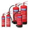 2kg ABC Dry Powder Extinguisher 13A 89B MED Approved