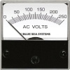 Blue Sea Analog Voltmeter Ac Micro 0-250v
