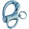 Fixed Snap Shackle - S/Steel Large