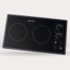 Silken2 cooktop landscape- touch control (two 6 ½ inch) 240V